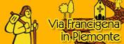 La via Francigena piemontese