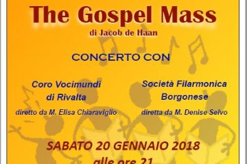 CONCERTO THE GOSPEL MASS