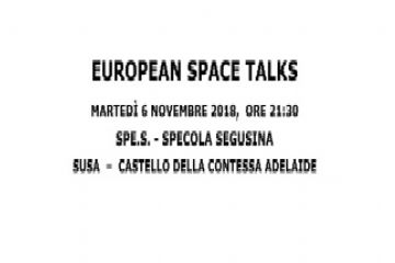 EUROPEAN SPACE TALKS